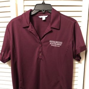 Berkshire Hathaway Home Services Shirt L Polyester